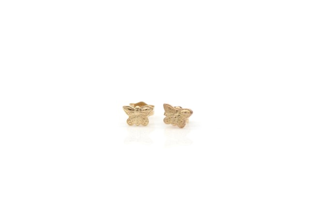 gold-butterfly-studs